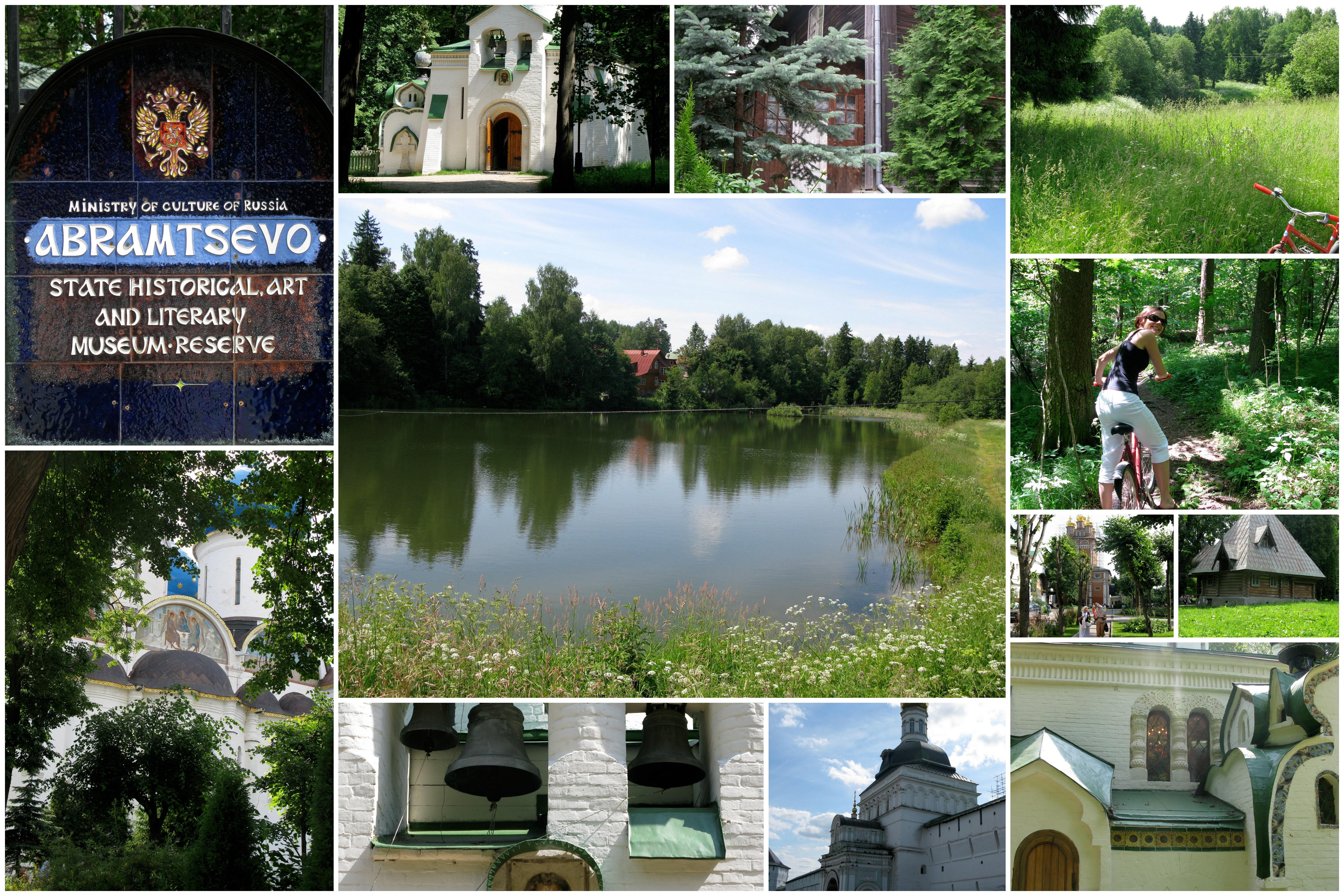 On the way to the Abramtsevo estate 4